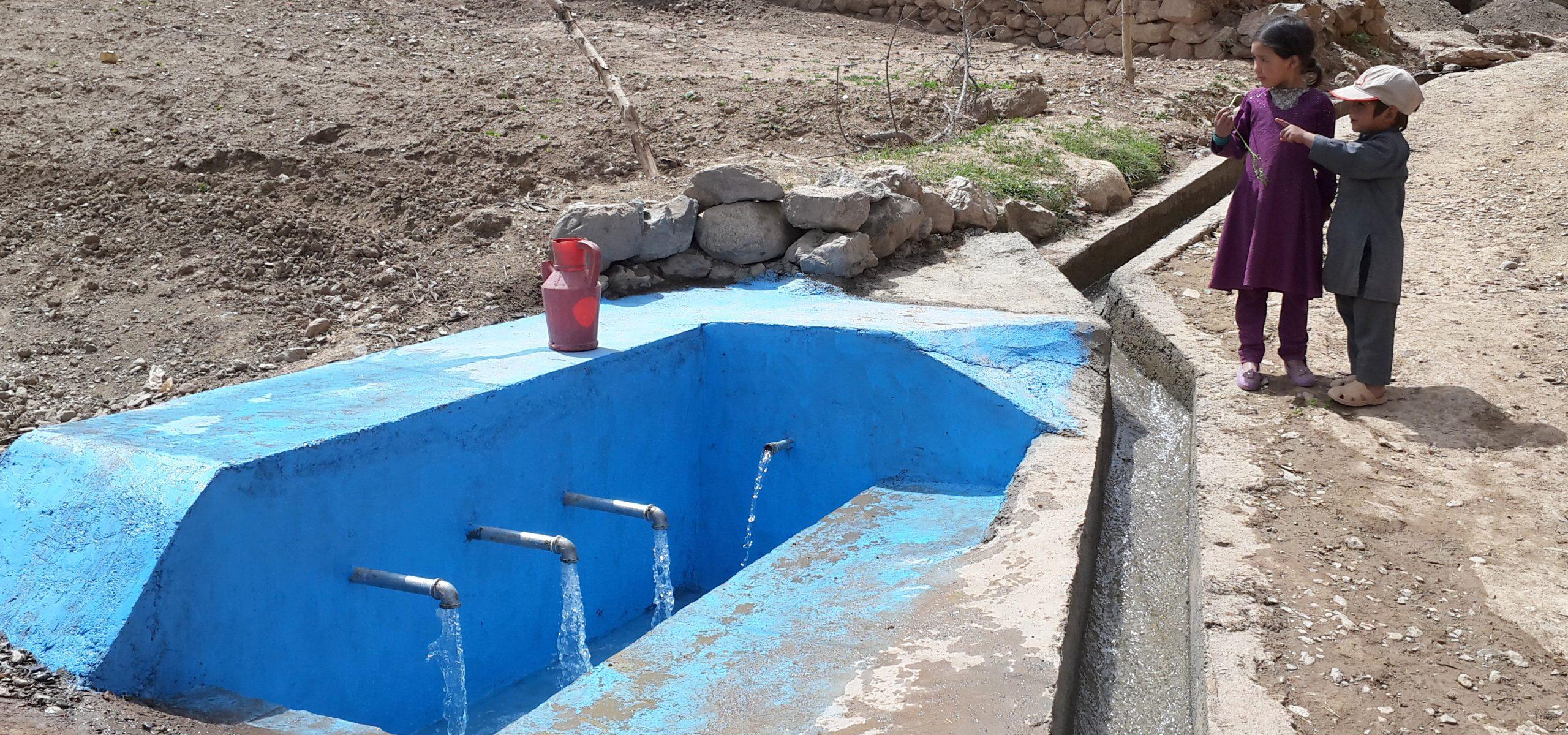 Water and Sanitation (WASH)
